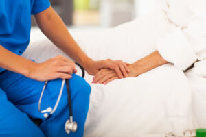 Caring For A Loved One Living With Chronic Pain