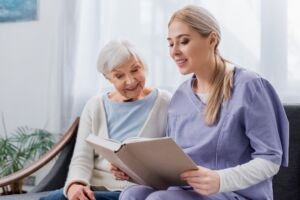 Caring For A Loved One With Vision Impairment