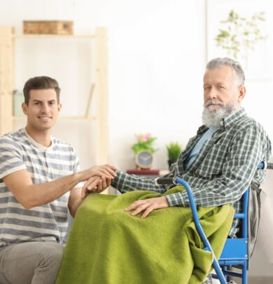 Caring for a Loved One with COPD