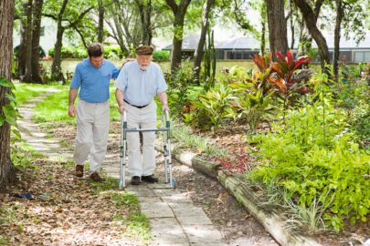 Independence Vs. Protection How to Support Your Aging Loved One