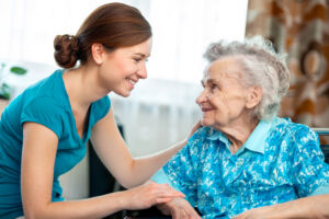 Discussing Home Care with An Aging Loved One